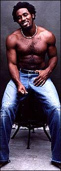 Dhani Jones is hott