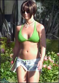 Britney Sheared