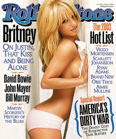i have seen the face of God, and that face is Britney's