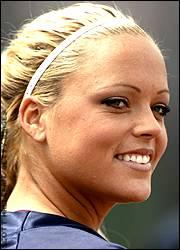 Jennie Finch ... Hottest Woman in Sports?